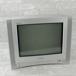 "SONY WEGA Trinitron KV-13FS100 13"" Retro Gaming CRT TV Monitor Fully Tested"