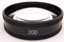 Marcati 20D Indirect Diagnostic Lens / Brand New