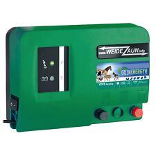 12V 2.0J VOSS.farming 'GREEN ENERGY' Electric Fence Energiser Fencing Horse Goat
