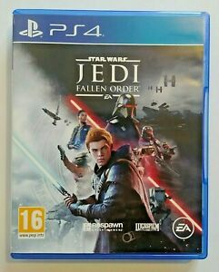Star Wars Jedi Fallen Order PS4 *SAME-DAY DISPATCH*