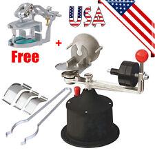 Dental Centrifugal Casting Machine Apparatus Crucibles Centrifuge + Articulator