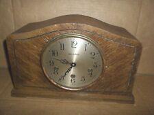 New ListingVintage Herschede Model 800 Mantle Westminster Chime Clock