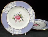 Spode MARITIME ROSE 2 Bread & Butter Plates R4118 GREAT CONDITION