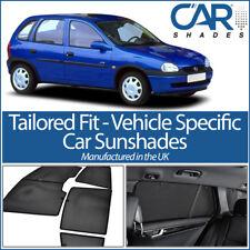 Vauxhall Corsa 5dr 2000-06 CAR WINDOW SUN SHADE BABY SEAT CHILD BOOSTER BLIND UV