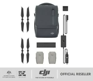 DJI Mavic 2 Fly More Kit | Pro Zoom Accessories ONLY Value Pack | Genuine DJI AU
