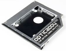 Opticaddy SATA-3 HDD/SSD Caddy+bezel for Dell Precision M2800