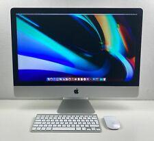 "Apple iMac Retina 5K 27"" i5 3,5 Ghz 24 GB Ram 1 TB FUSION M290X 2 GB 2014 SILBER"