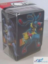 Mega Lucario DECK BOX CARD BOX FOR MTG Pokemon cards