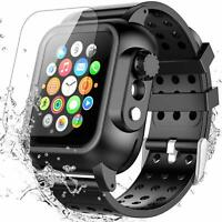 Apple iWatch 5 Waterproof Case Full Protective & Soft Bands Apple iwatch 4 44mm