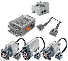 Lego Power Functions SET 5-SBRICK   (technic,motor,receiver,l,servo,crawler,box)