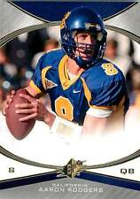 Aaron Rodgers 38 2013 Upper Deck SPx California Golden Bears