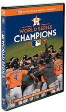 MLB World Series 2017 Film [DVD] *NEU* Houston Astros vs Los Angeles Dodgers LA