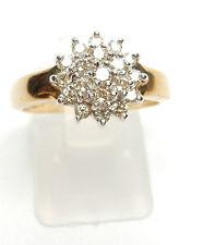 J Yellow Gold Fine Diamond Rings