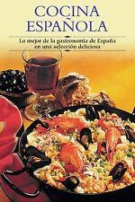 Cocina española: Lo mejor de la gastronomía de España en una selección delicios