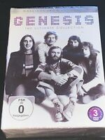 Genesis - The Ultimate Collection PAL/NTSC Cult (3-DVD Set,1988) Tony Banks RARE