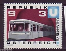 Österreich Nr. 1567  **  Wiener U Bahn   U-Bahnzug