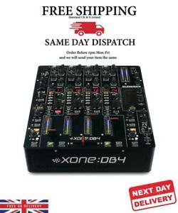 Allen & Heath Xone DB4 Professional Digital DJ  Mixer FX High Grade Audio (EU)