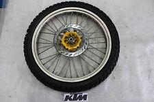 KTM 620 LC4 JANTE ROUE AVANT devant ant. DISQUE DE FREIN Pneus #r7020
