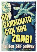 Ho camminato con uno zombi (DVD - Stormovie) Nuovo