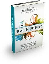 Abundance in Health & Fitness PDF eBook with resale rights