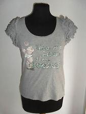 Simpatica MAGLIETTA  T-shirt  BABY ANGEL Tg.S in Cotone  COMPRALO SUBITO