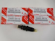 Toyota 2LTE 90-93 Diesel Fuel Injector Set 23600-59155