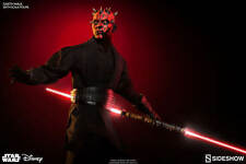 1/6 Star Wars Darth Maul Duel on Naboo Figure Sideshow Collectibles