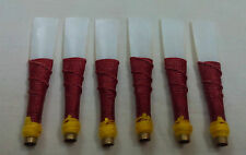 New Practice Chanter Syntactic Reed 6 Pcs/Bagpipe Practice Chanter Reed/Reeds