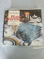 Waterbridge Electric Plate Warmer - Heats up to 15 Large Plates - Heritage Navy