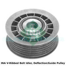 INA V-Ribbed Belt Idler, Deflection/Guide Pulley - 532 0027 10 - OE Quality