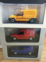 MINICHAMPS 403 053104 or 053106 VW CADDY VAN 2005 403 042075 OPEL COMBO VAN 1:43