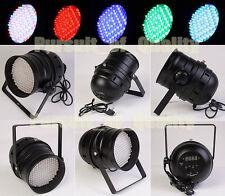 new 3PCS DJ Par64 177 LED Light RGB Par Can 6ch DMX512 Stage Club Party Bar Show
