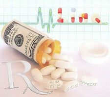 NEW Rx And The Side Effects (Audio CD)