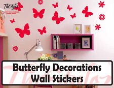 Butterfly Decoration Wall Vinyl Stickers