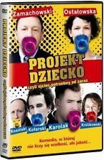 Projekt dziecko czyli ojciec potrzebny od zaraz (DVD) 2009 komedia POLISH POLSKI