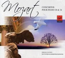 Mozart: Piano Concertos 20 & 24/Pletnev. Ref: B3658.