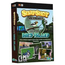 Snapshot Adventures Secret Of Bird Island PC Games Windows 10 8 7 XP Computer