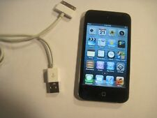 GOOD! Apple iPod Touch 4th Generation (64 GB) Camera MP3 Video Music Player