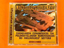 LA MOVIDA MADRILEÑA - Polanski y el ardor / Sector B / Ciudad Jardin / MD …-Prec