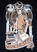 """Sammy"" Supernatural Sam Winchester Men's Medium Shirt Teefury"