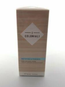 I Coloniali Mattifying & Pureness - Pore Refining Serum 30ml New
