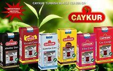 500 GR TURKISH BLACK TEA - CAYKUR RIZE - (6 different choices) From Turkey