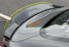 For HYUNDAI Sonata DN8 2020 2021 ABS Glossy black Rear Trunk Wing Spoiler Trim