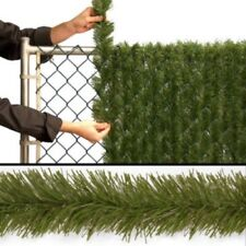 Tree Shrub Yard Decor Insta Hedge Kit Fencing Enclose Design Fence Barrier 64 pc