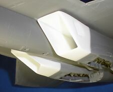 1/48 F/A-18E/F/G SUPER HORNET SEAMLESS INTAKE SET for REVELL