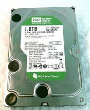 """1TB WESTERN DIGITAL WD10EARX 3.5"""" WD Caviar Green SATA Hard Disk Drive"""