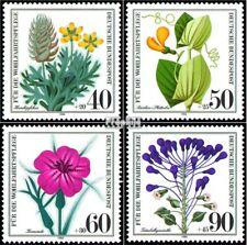 BRD (BR.Duitsland) 1059-1062 (compleet.Kwestie) postfris 1980 Welzijn: Herb Fiel