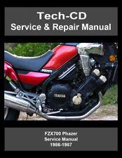 Yamaha FZX700 Service & Repair Manual Fazer 700 1986 1987