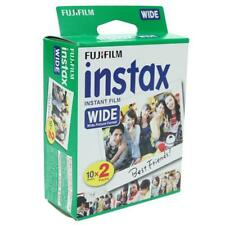 Fujifilm 16385995 Instax Wide Instant Film - 20 Sheets