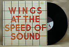 "Wings At The Speed Of Sound 12"" Vinyl LP"